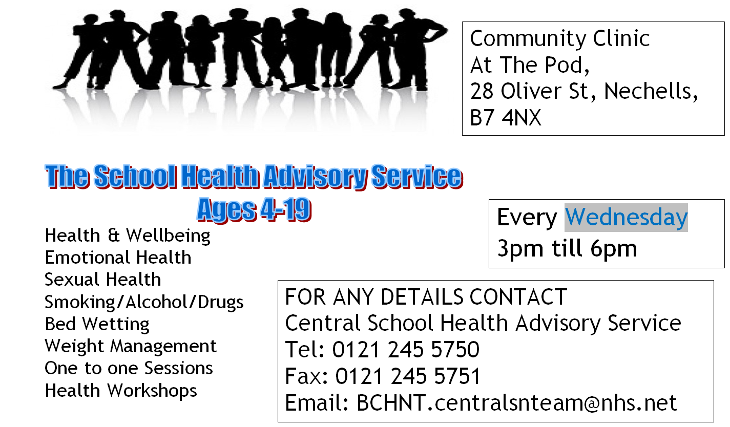School Health Advisory Service